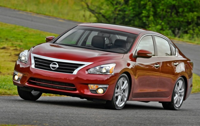 """Cars.com names 2014 Nissan Altima the """"Most Affordable ..."""