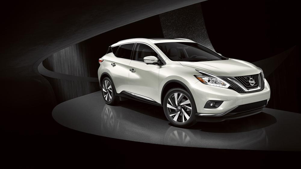 2016 Nissan Murano White