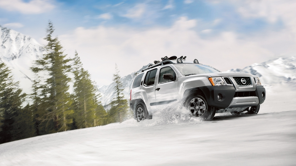 nissan-xterra-suv-winter-conditions